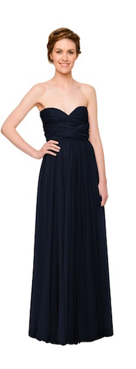 twobirds Bridesmaid Tulle Collection in Black