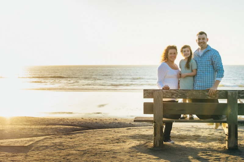 Image for Sunset Family Session at Del Mar Beach