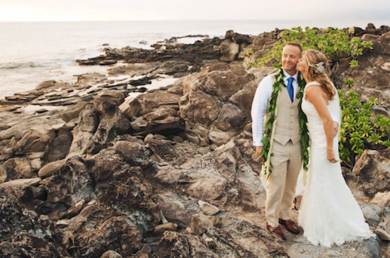 Image for Scott and Dara's Montage Resort Wedding in Maui