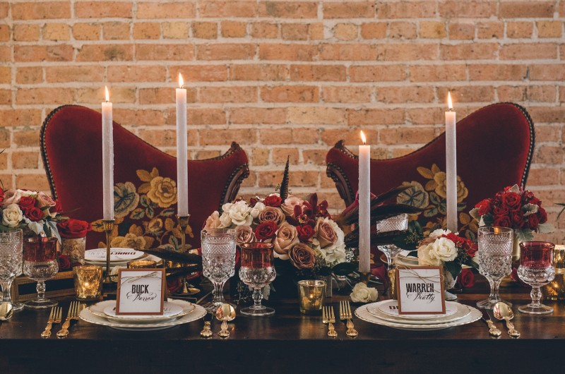Image for A Vintage Bennie and Clyde Styled Shoot