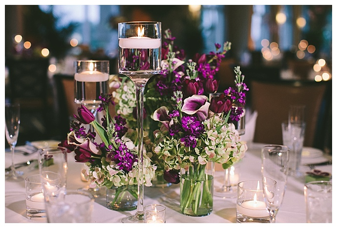 purple-low-centerpiece-wedding-floral-design-todd-good-photography