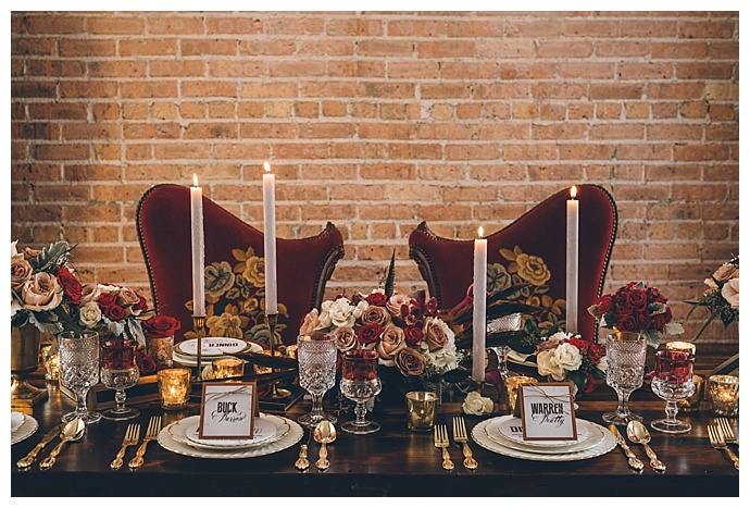 vintage-bennie-and-clyde-styled-shoot-tablescape