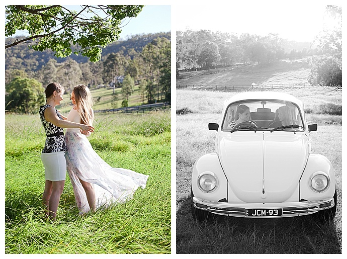 vintage-car-australian-engagement-shoot-quince-and-mulberry-studios