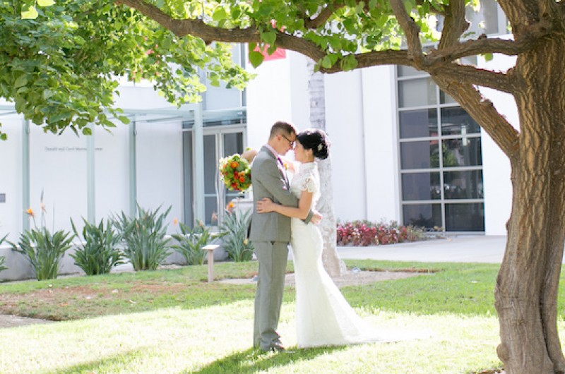 Image for Helena and Nathaniel's Cultural Museum Wedding