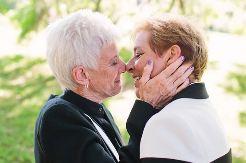 Image for 10 Photos That Prove Love Can be Found at Any Age