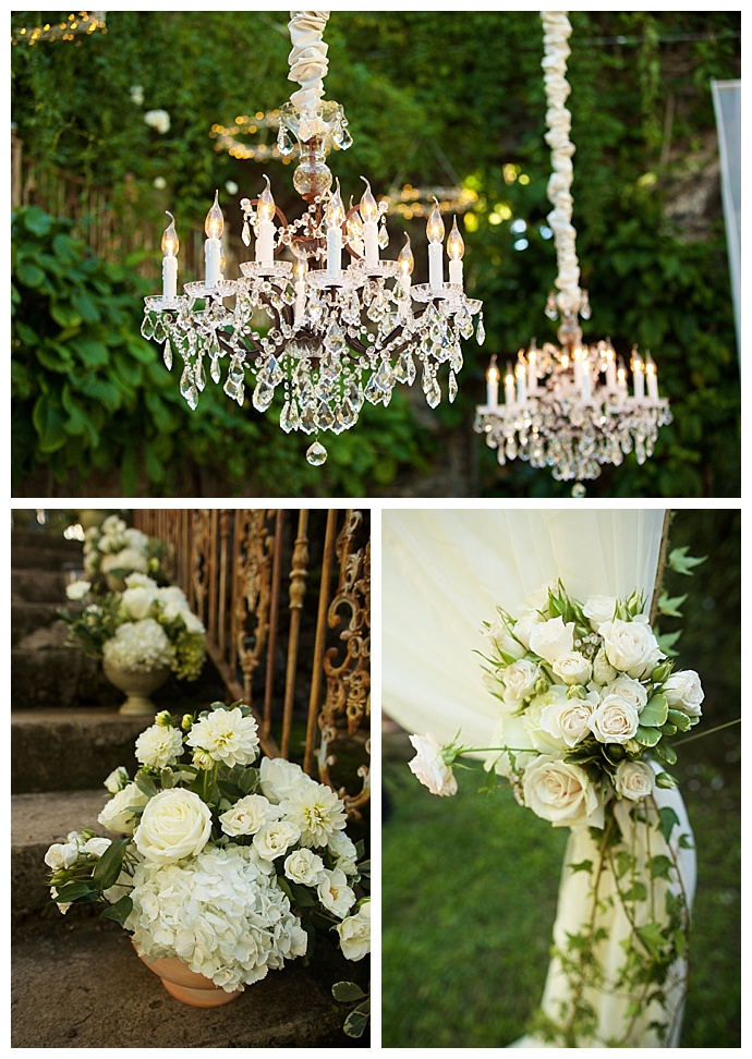 wedding-chandelier-white-florals