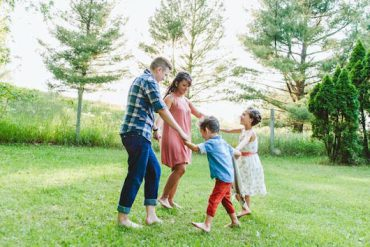 Family Session by Jenni Marie Photography