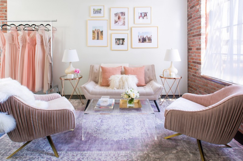 Image for A Peek Into Vow to be Chic's New Bridesmaid Store
