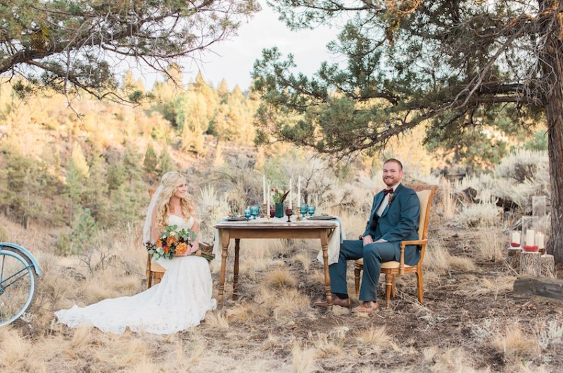 Image for Boho Pacific Northwest Meets Midwest-Inspired Styled Shoot