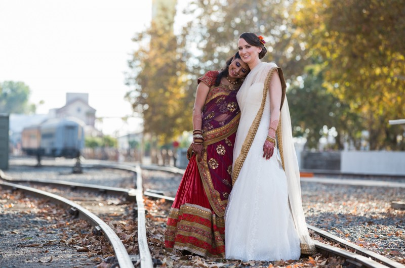 Image for Katherine and Swati's Vibrant and Modern Indian Wedding