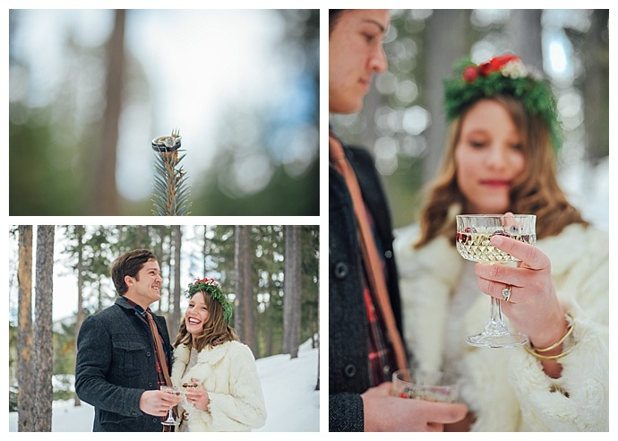 winter-wedding-champagne-cocktails