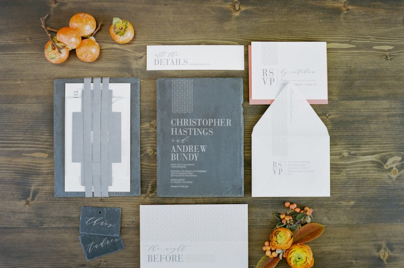 Image for A Creative Design House That Is Revolutionizing Wedding Stationery