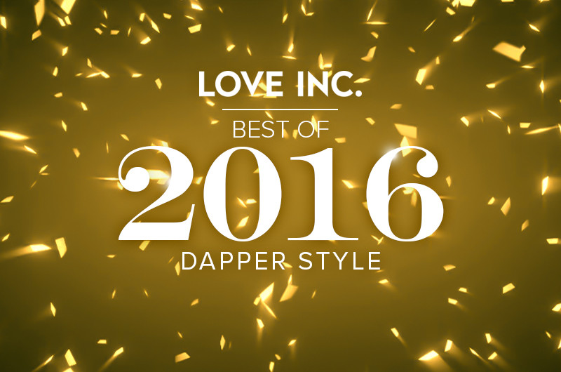 Image for Best of 2016: Dapper Style