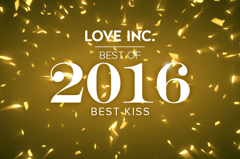 Image for Best of 2016: Best Kiss
