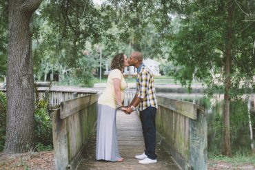 Maternity Session in the Park