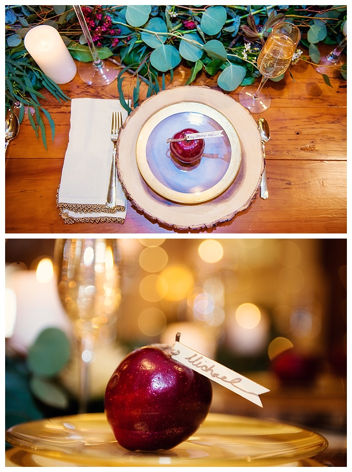 rustic-tablescape-apple-place-cards-lux-light-photography