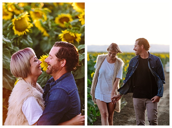 sunflower-field-engagement-pictures