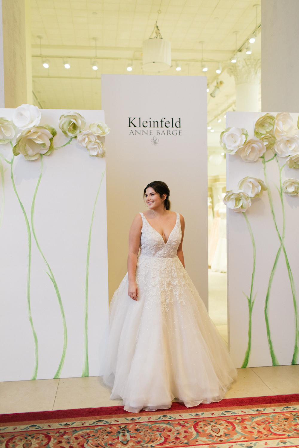 11 designer wedding dresses in extended sizes that we 39 re for Couture plus size wedding dresses