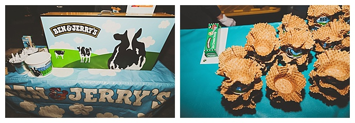 ben-and-jerrys-waffle-cone-ice-cream-dessert-bar-ryan-horban-wedding-photography