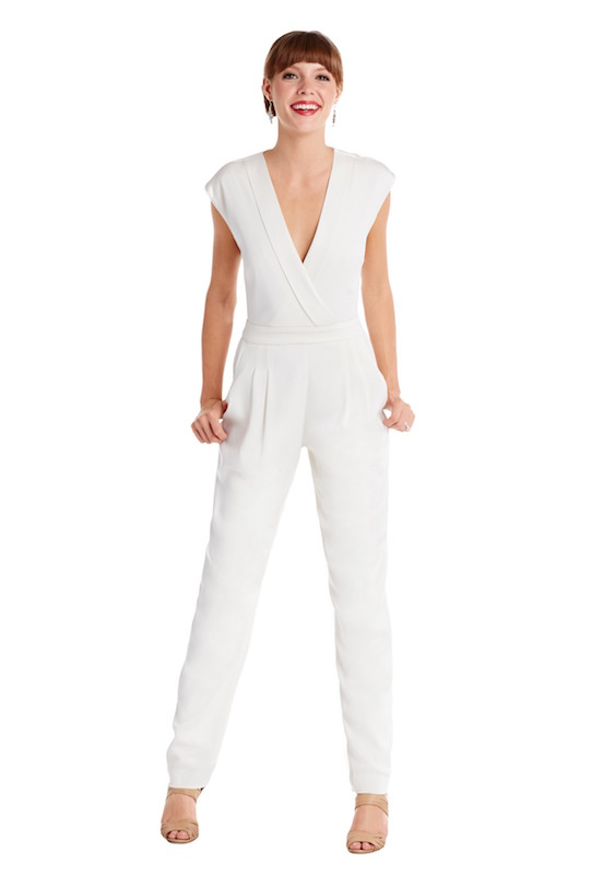 bridesmaid-pantsuit-nicole-miller-vow-to-be-chic