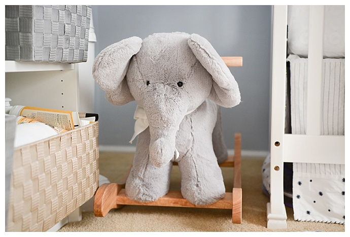 An Elephant Themed Nursery Tour Love Inc Maglove Inc Mag