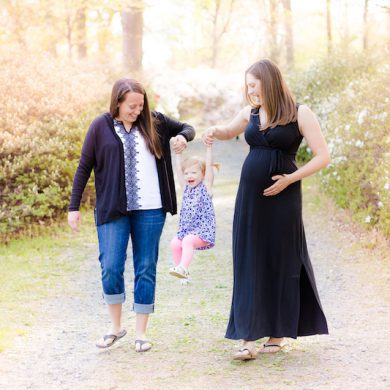 Growing Family Session