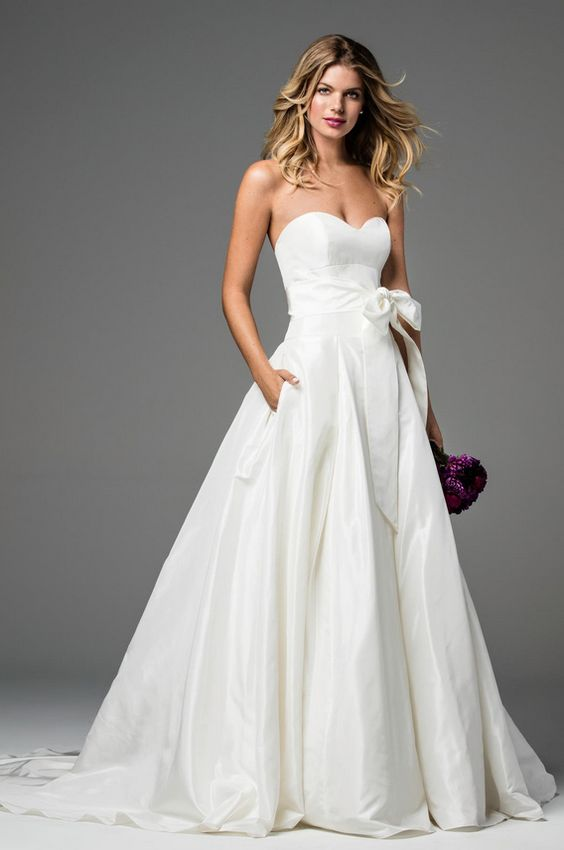 11 designer wedding dresses in extended sizes that we 39 re