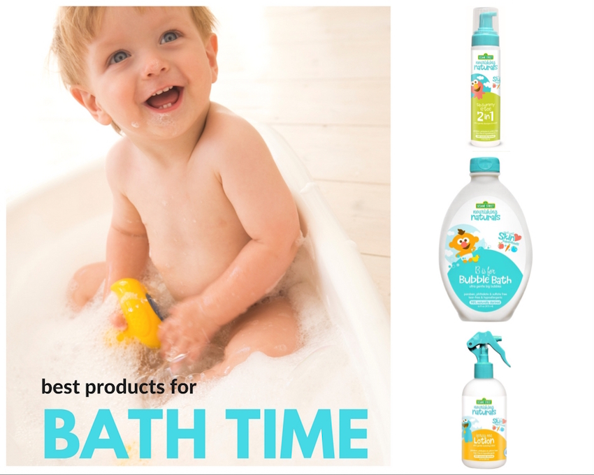 Best Baby Bathtime Products