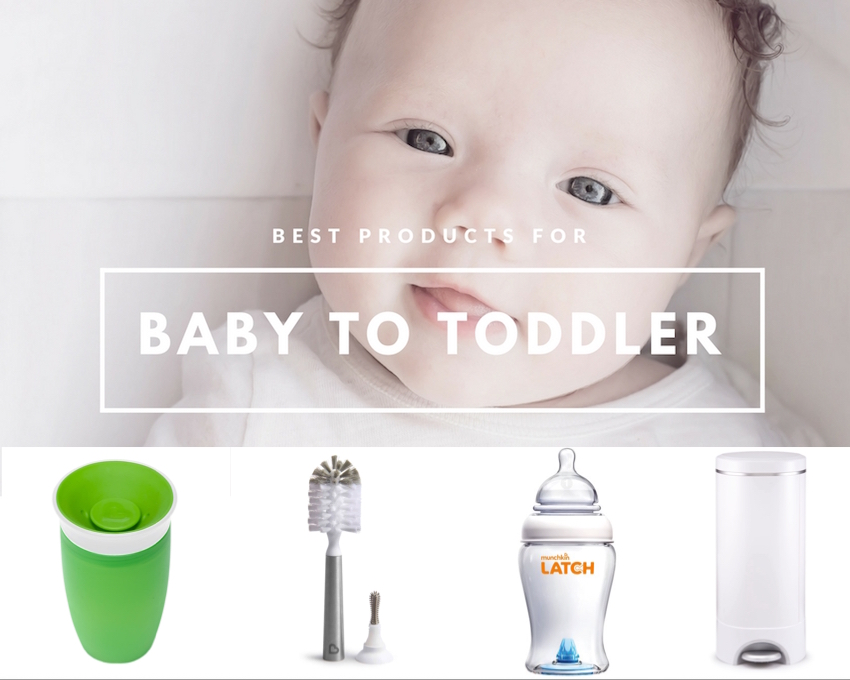 Best Baby to Toddler Products