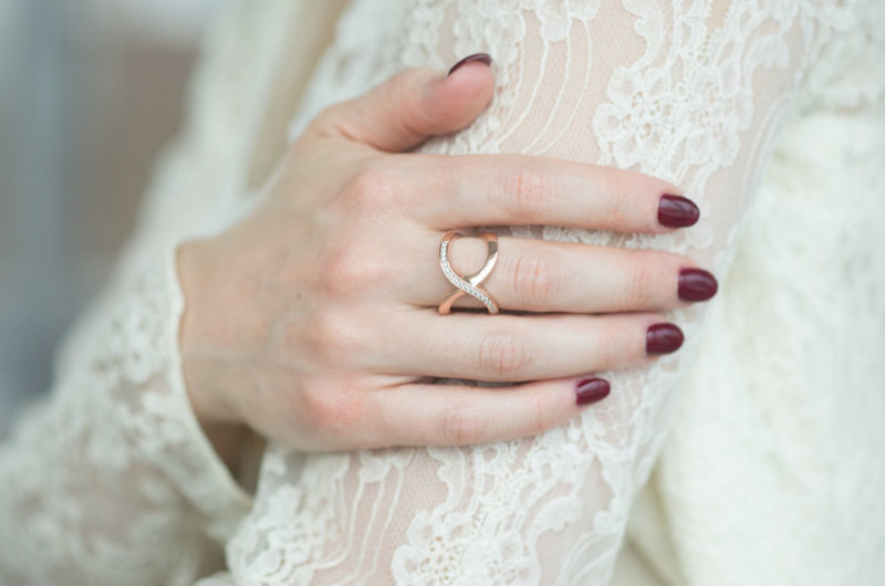 Image for We're Swooning Over This Gorgeous New Jewelry Line