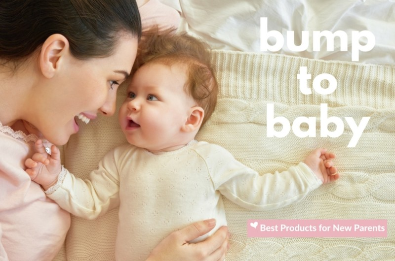 Image for From Bump to Baby: Must-Have Products to Get You Through Those Early Years