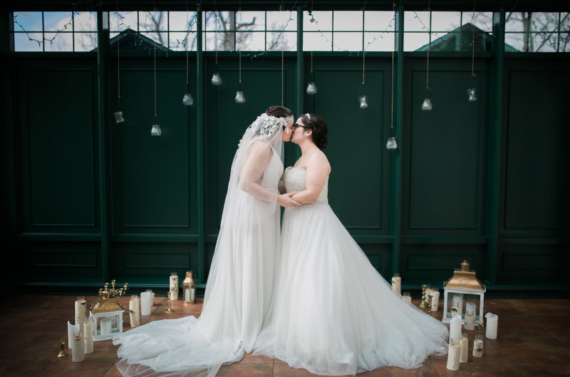 Image for A Rustic Styled Wedding Shoot Inspired by The Chronicles of Narnia