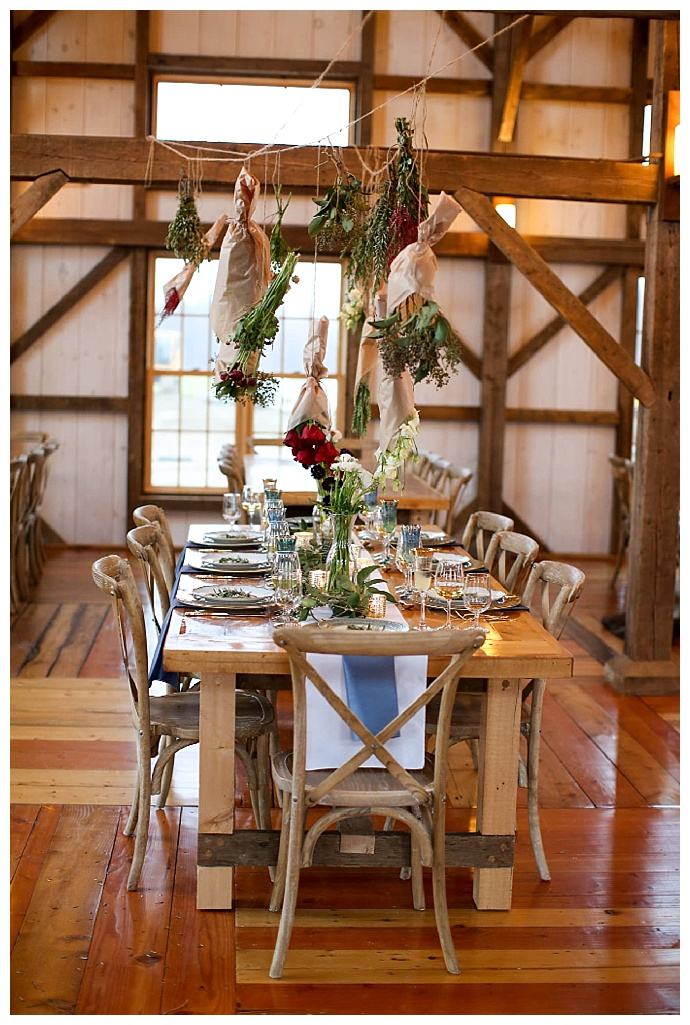 hanging-floral-bouquet-reception-inspiration-tiffany-chapman-photography