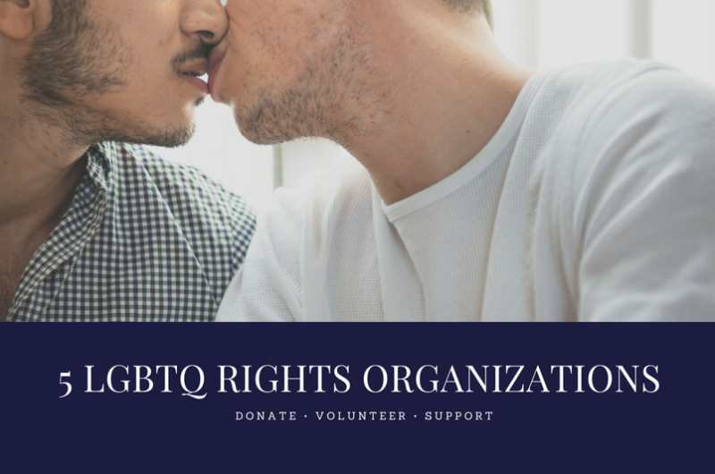 Image for 5 LGBTQ Rights Organizations to Support
