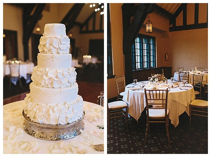 McKenzie And Samantha's Timeless And Chic Country Club