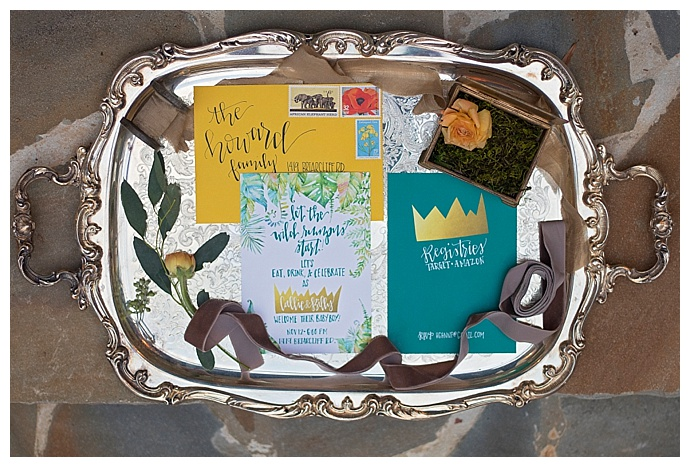 Where the Wild Things Are-Themed Baby Shower