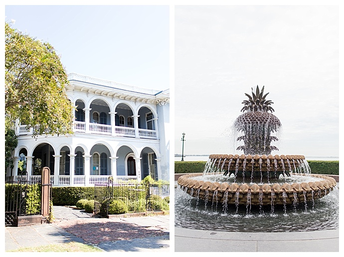 Charleston Honeymoon Guide