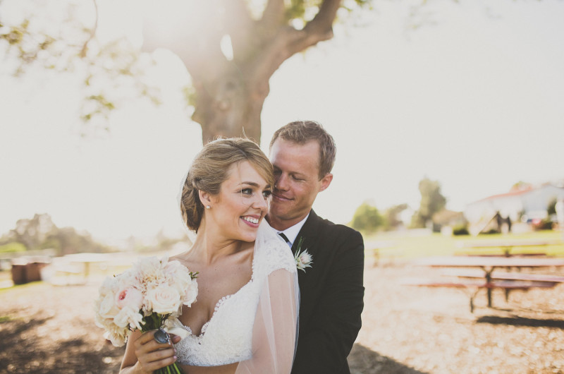 Image for Trevor and Amanda's Relaxed and Rustic Backyard Reception
