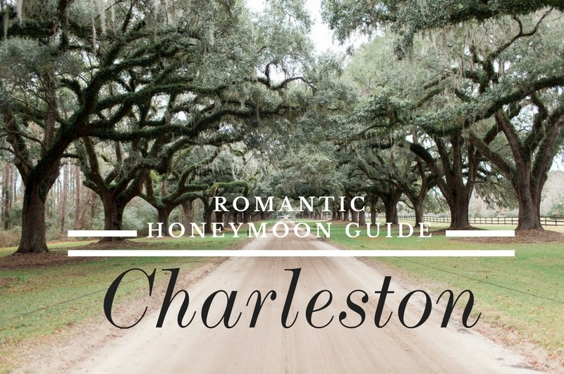 Image for A Romantic Honeymoon Guide to Charleston