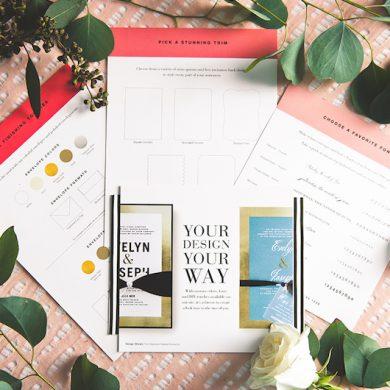 Wedding Paper Divas Sample Kits