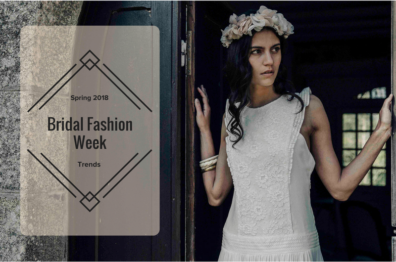Image for Spring 2018 Bridal Fashion Week Trends from the Runway