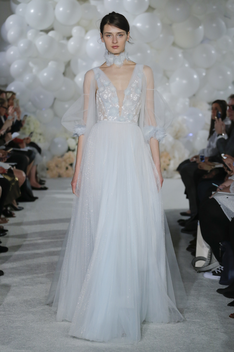 Spring 2018 Bridal Fashion Week Trends from the Runway - Love Inc ...