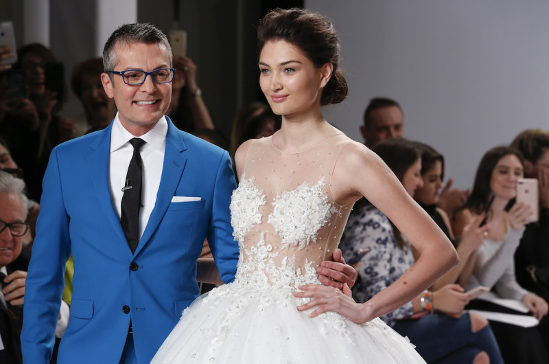 Image for Randy Fenoli Debuts His Bridal Collection