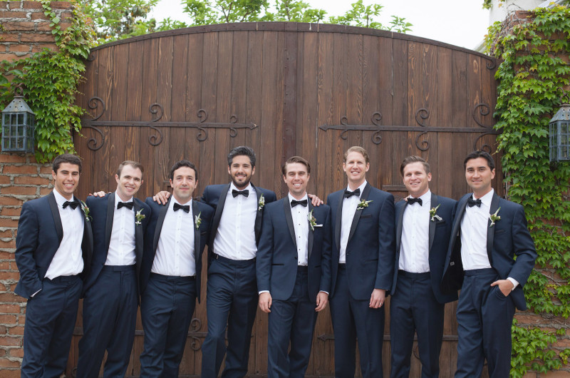 Image for Stitch & Tie: An Innovative Online Tuxedo Rental for Men and Women