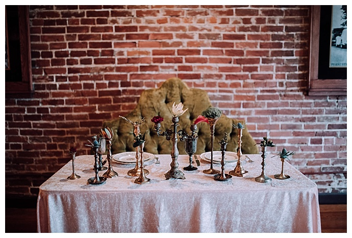 vintage-candlesticks-wedding-decor-brittany-eitsert-photography