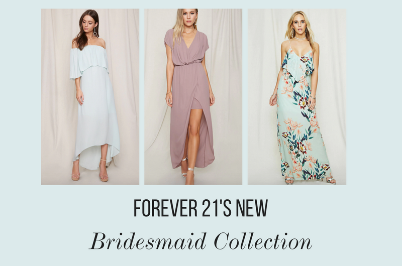 Image for Forever 21 Launches Trendy and Affordable Bridesmaid Collection