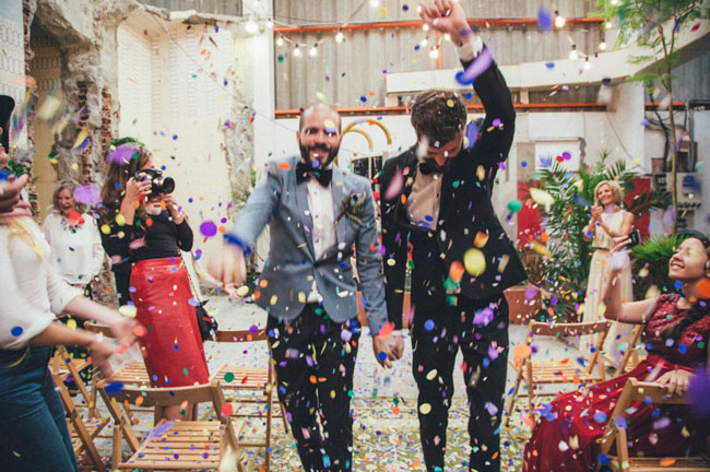 confetti-wedding-send-off