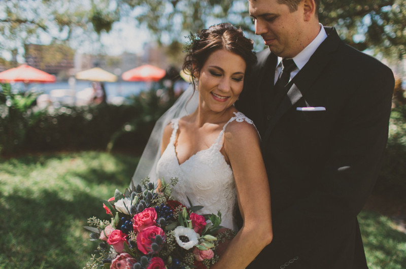 Image for Chris and Stevie's Rustic Riverside Wedding in Tampa