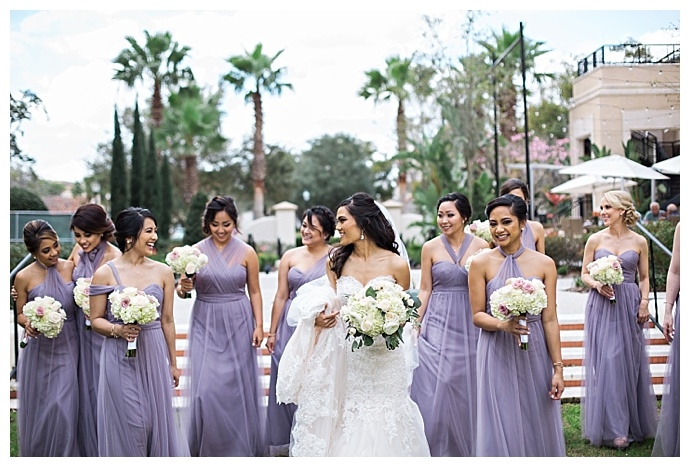lavender-mix-and-match-style-bridesmaid-dresses-kristen-weaver-photography