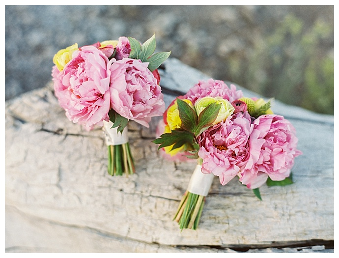pink-and-yellow-wedding-bouquet-gaby-j-photography